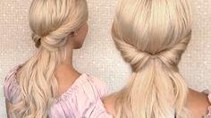 don't miss En vidéo : Tuto coiffure headband pour tous les jours/soirée/mariage