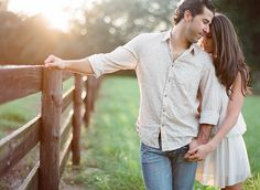 love farm engagement pictures