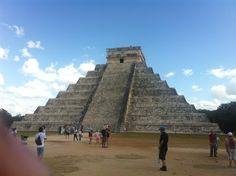 Chichen Itza in Yucatán