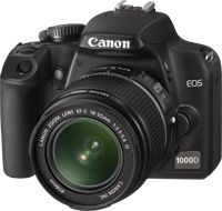 Canon.no Spesifikasjoner: EOS 1000D