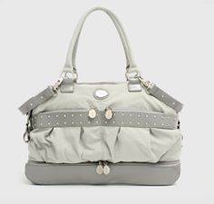 Chic Diaper Bag :) Love, even though I'm not even pregnant yet!
