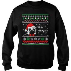 Cute Bah Humpug Christmas Sweater