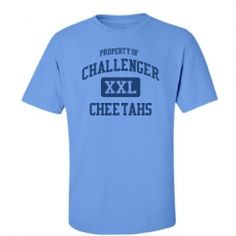 Challenger Middle School - San Diego, CA | Men's T-Shirts Start at $21.97