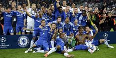 Chelsea win the 2012 Champions League