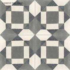 Cement Tile Shop - Handmade Terrazo Tile | Baracoa