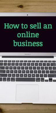 How to sell a business - great overview