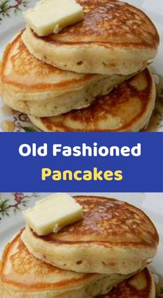 Ingredients: 1 cups all-purpose flour 3 teaspoons baking powder 1 teaspoon salt 1 tablespoon white sugar 3 tablespoons butter, melted 1 egg 1 cups milk cooking spray What's For Breakfast, Breakfast Dishes, Breakfast Recipes, Breakfast Pancakes, Pancakes And Waffles, Cooking Pancakes, Fruit Pancakes, Butter Pancakes, Baked Pancakes