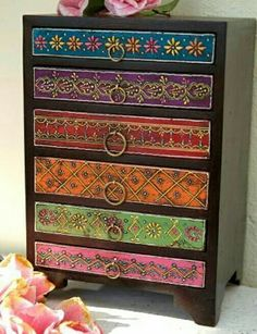 One of my favorite discoveries at WorldMarket.com: Multicolor ...