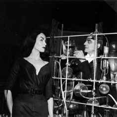 Vampira- Maila Nurmi & Bela Lugosi