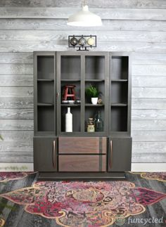 Do THIS to any broken hutch to transform it into a stunner!