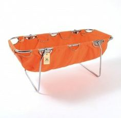 Nifty foldable bassinet