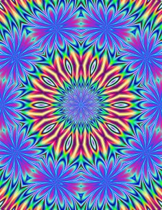 Kaleidoscope 17 by Loci Lenar