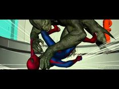 ▶ CGI VFX Behind The Scenes HD:The Amazing Spider Man Sewer Battle Sony Pictures Imageworks - YouTube