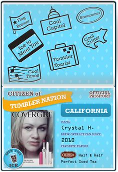 I just became a citizen of Tumbler Nation! Join me for your chance to win a year's supply of K-cup packs or even a trip to Iceland! https://apps.facebook.com/tumblernation/