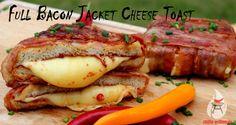 Full Bacon Jacket Cheese Toast