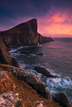 Neist Point, Isle of Skye by Grzegorz Piechowicz - Photo 198548563 / 500px