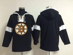 NHL Hoodies Jersey Boston Bruins blank black Jersey