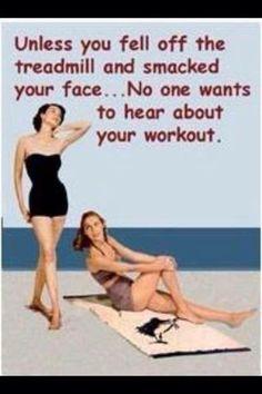 Well...it's true!  LOL