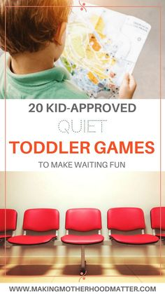 Parents know keeping kids occupied on-the-go is crucial for a peaceful trip. These 20 kid-approved toddler games are designed to keep kids busy, quiet and engaged while waiting. They are perfect for running errands, long appointments, restaurant meals, and more. The best part? Many are educational too. Visit www.makingmotherhoodmatter.com to learn more and grab the free printable chart of games for preschoolers.