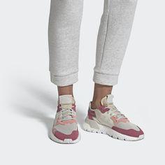 Adidas Core Run 70s kvinnors låg sneaker gröna skor