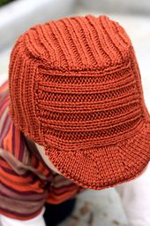 Ravelry: Airstream Hat pattern by Kimberly Voisin
