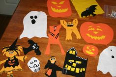 """Homemade Halloween Decorations 
