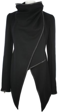 Shop Women's Gareth Pugh Casual jackets on Lyst. Track over 180 Gareth Pugh Casual jackets for stock and sale updates. Style Work, Mode Style, Style Me, Dark Fashion, Winter Fashion, Steampunk Fashion, Gothic Fashion, Latex Fashion, Urbane Mode
