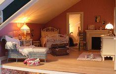Pat's miniatures - Proctor Homestead