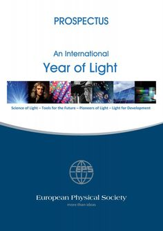 International Year of Light 2015 - Prospectus