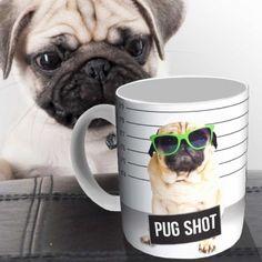 Pug Shot Mug