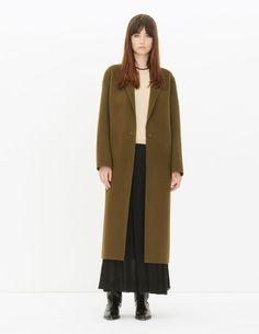 Diamond Coat - Coats - Sandro Paris