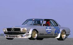 AMG Mercedes-Benz 450SLC Racing