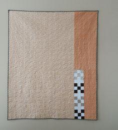 s.o.t.a.k handmade: b-r-o-w-n {a finished quilt}
