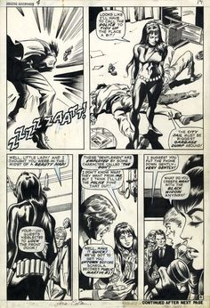 Amazing Adventures 4 pg4 by Gene Colan