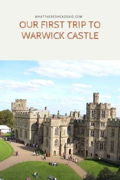 Our first trip to Warwick Castle Adventure Days Out, Family Adventure, Days Out With Kids, Family Days Out, Travel With Kids, Family Travel, Castle Parts, Norman Castle, Family Friendly Holidays