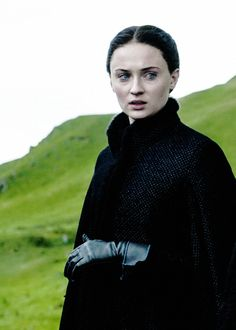 """""""The northern girl. Winterfell's daughter. We heard she killed the king with a spell, and afterward changed into a wolf with big leathery wings like a bat, and flew out a tower window."""""""