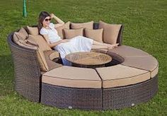 visual result related to garden furniture – Armchair Ideas Garden Chairs, Garden Furniture, Outdoor Furniture Sets, Outdoor Decor, Bauhaus, Wicker, Armchair, Bed, Basket