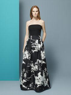 Coast: The Erina Printed Maxi Dress £250