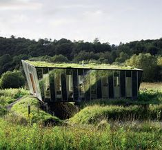 Mimetic House by Dominic Stevens Architects, from Elemental Living