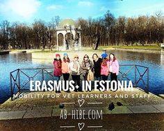 Erasmus+ Program in Estonia for VET Learners and Staff #erasmusplus…