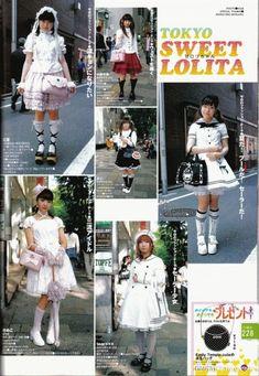 Edwardian Clothing, Tokyo Street Style, Harajuku Girls, Tokyo Fashion, Lolita Dress, Gothic Lolita, Lolita Fashion, Types Of Fashion Styles, Victorian Fashion