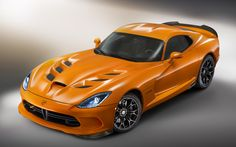 Dodge SRT Viper Coupe, the Nice Coupe