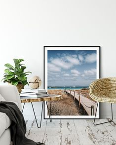 The beach is yours Art Basel, Art Prints For Sale, Beach, Furniture, Home Decor, Photo Illustration, Decoration Home, Room Decor, Seaside