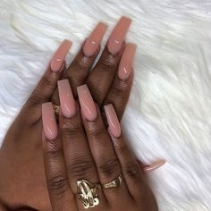 for repost💓💅🏾 . Long Round Nails, Long Nails, Summer Acrylic Nails, Cute Acrylic Nails, Claw Nails, Diva Nails, Coffin Nails Long, Thing 1, Stylish Nails