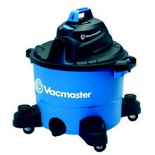 """A strong 4-peak HP motor makes this 8-gallon wet/dry vac perfect the garage, shop and home. Easily picks up debris using the large 2 1/2"""" hose. Discarding liquids is simple with the use of the extra large drain plug."""