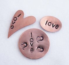 How to Hand Stamp Jewelry: Free Tutorial!