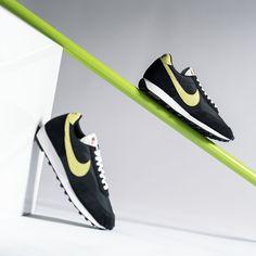 Nike Daybreak SP »Limelight« Herren-/ Frauenschuh schwarz / gelb