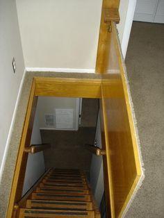 Exceptional Basement Trap Door #4 - Trap Door!