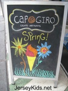 Don't miss the affogato and gelato at Capogiro.