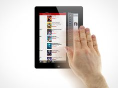 iPad shortcuts! Check out these easy multitouch gestures. #apple